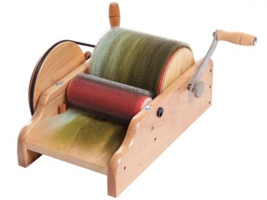 Ashford Drum Carder - 2 speed