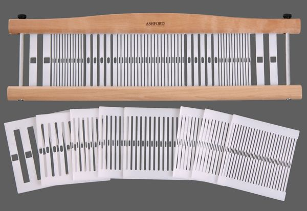 Variable Dent Vari Dent Reed for Ashford Rigid Heddle Looms
