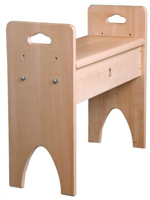 Ashford Hobby Bench with 4 Seat Heights
