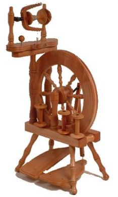 Ashford Traveller Spinning Wheel - DD
