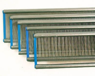 Stainless Steel Reeds for Ashford Table Looms