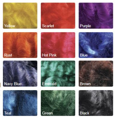 Wool Dye (250g) - Acid dyes for protein fibres