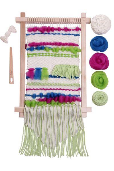 1e4aac5dbb Ashford Weaving Starter Kit - Weaving Looms - Ashford Tapestry Looms ...
