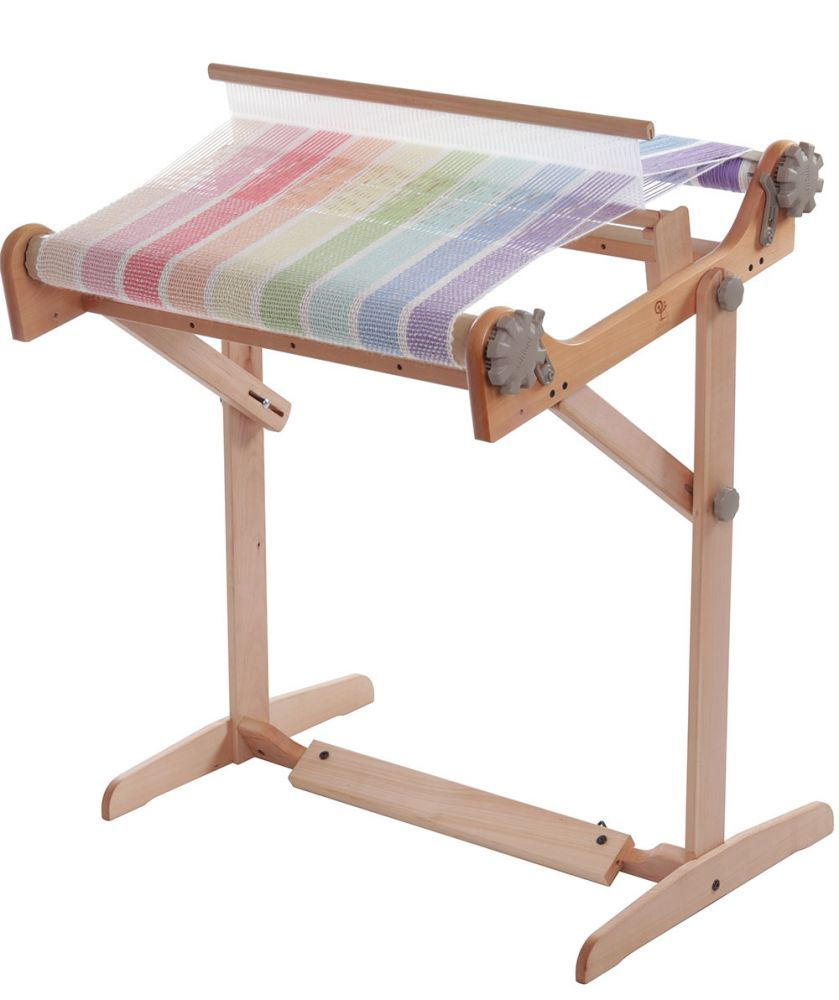 Variable Loom Stand for Ashford Rigid Heddle Looms