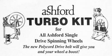 Ashford Turbo Kit Polycord Drive Belt